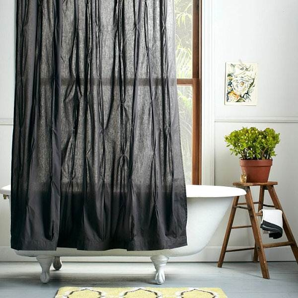 Fancy Shower Curtains For Super Beautiful And Feminine Interior